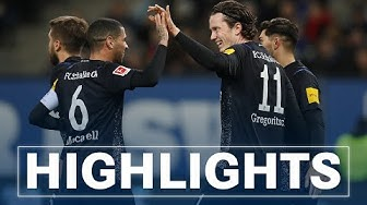 Highlights gegen Hamburger SV | FC Schalke 04