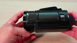 Sony FDR AX40, 액션캠만큼 편한 4K 비디오카메라 캠코더 B.O.SS. makes best 4K camcorder for pet and baby