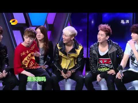 【快樂大本營】130406 Happy Camp Super Junior-M (Full)