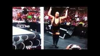 Monday Night Raw Highlights 28th May 2012