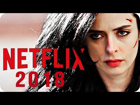 Netflix 2018 : Best Upcoming Netflix Series & TV s  2018