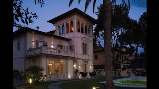 902 Luxury villa in liberty style for sale near Forte dei Marmi(, 2014-09-25T07:27:55.000Z)