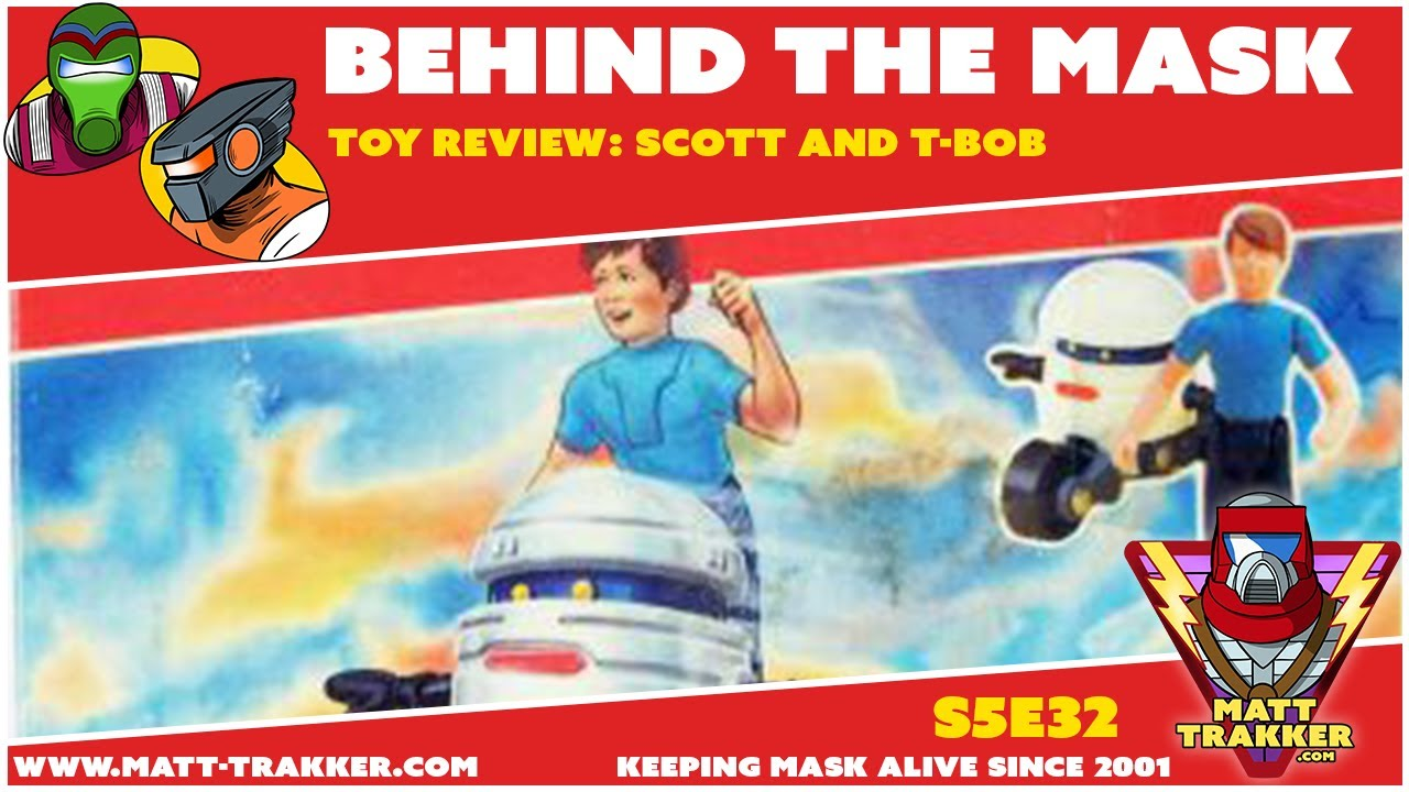 Toy Review: Scott and T-Bob - S5E32