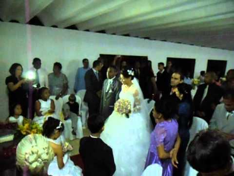 casamento do pr edson e zuleika