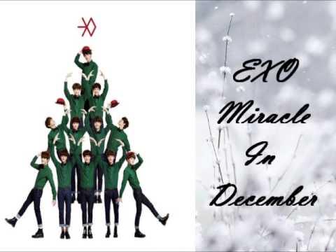 [MP3+DL] EXO_12월의 기적 (Miracles in December) Korean Version