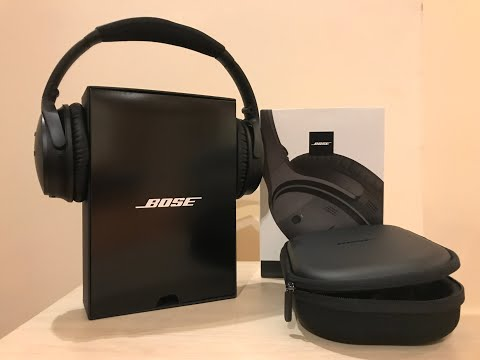 Bose® QuietComfort® Noise Cancelling® QC35 II Over-Ear Wireless Bluetooth NFC Headphones from YouTube · Duration:  3 minutes 21 seconds