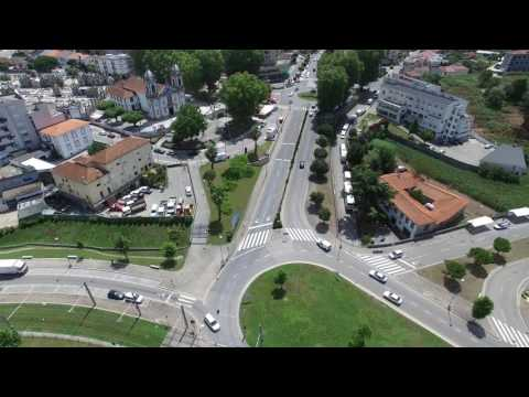 Rio Tinto - Gondomar | 4k Drone Footage