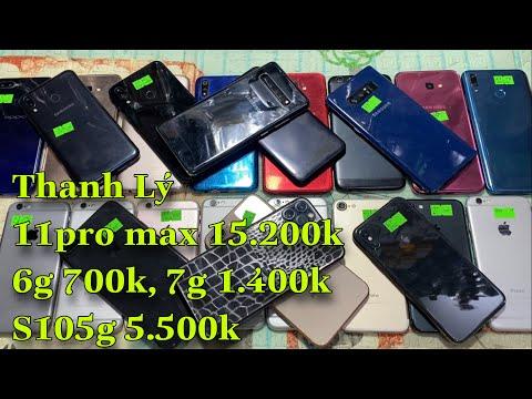 Thanh Lý điện thoại: iPhone 6g 700k, 7g 1.400k, Samsung M20 1.600k, Note8 3.700k, j6+ 1.300k ...