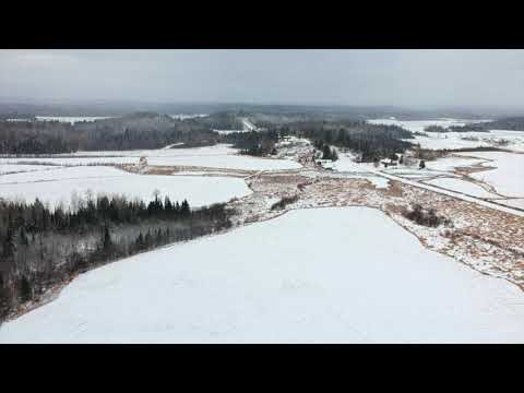 First Winter Flight of late 2019 - DJI Spark