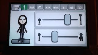 How to Make a Jane the Killer Mii