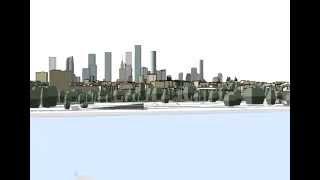 Rejon PKiN plan zabudowy