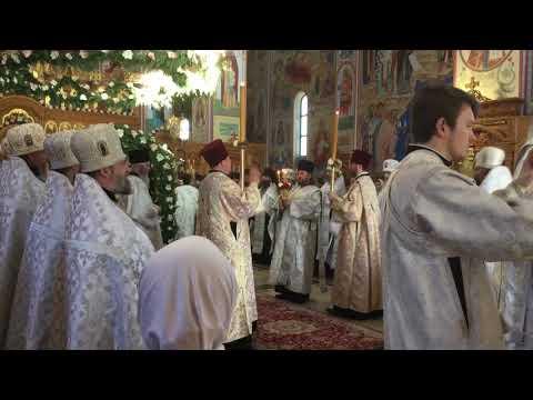 Odessa Ukraine Orthodox Easter church service 2018 Одеса Великодня служба