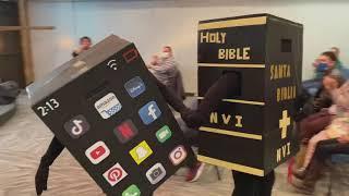 La Biblia vs El Celular