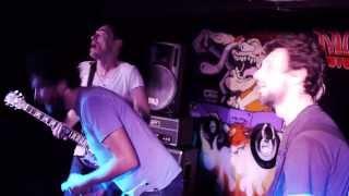 UNLOGISTIC Live @ Mondo Bizarro Rennes 07/12/2013 (Bars En Trans) Full Set ! 4/5