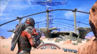 Mass Effect Andromeda Find A Way Into Kett Base on Eos