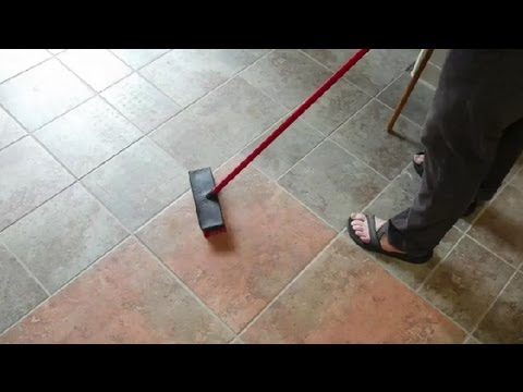 How To Clean Natural Stone Tiles Cleaning Tips Youtube