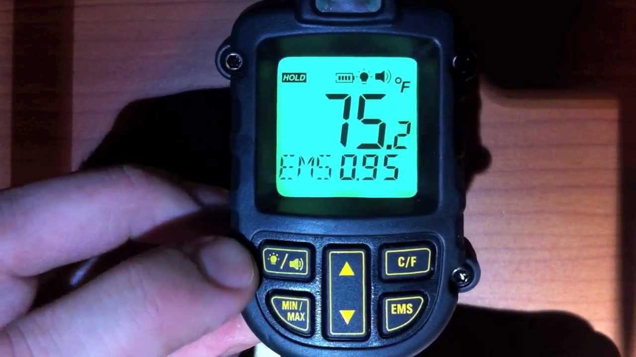 DeWalt Termometro IR DCT414N-XJ