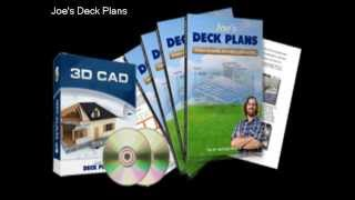 Joes Deck Plans Review Expert