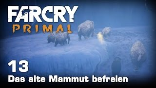 Far Cry Primal [13] [Das alte Mammut befreien] [Far Cry 5] [Let's Play Gameplay Deutsch German] thumbnail