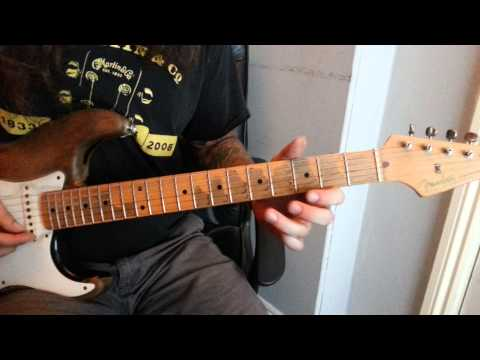 Simple Blues Improvisation Ideas In E