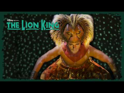 He Lives In You (Karaoke Instrumental) - The Lion King Musical