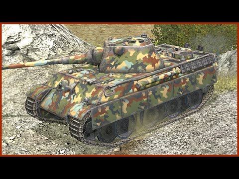 WOT Blitz - Panther 8.8 Tank Review - German Tier 8 Medium Premium || WOT Blitz || from YouTube · Duration:  28 minutes 47 seconds