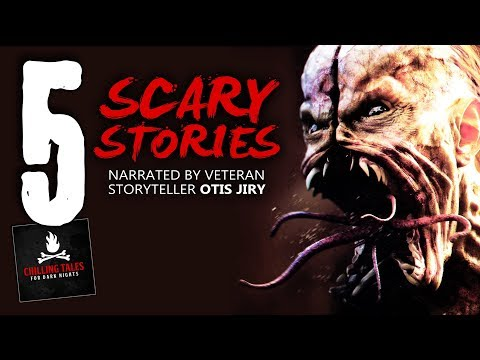5 Seriously Scary Stories To Give You Nightmares ― Creepypasta Horror Story Compilation