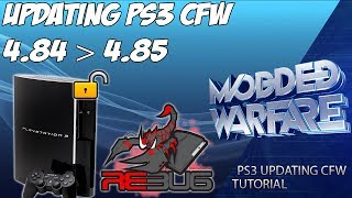 (EP 8) Updating your Custom Firmware on a Jailbroken PS3