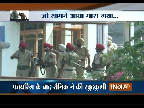 Punjab: Army Man Kills 4 People in Sangrur, Shot Dead by Police - India TV