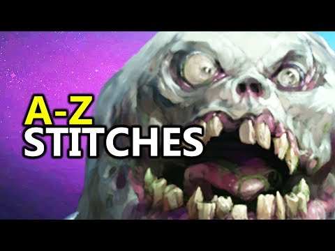 ♥ A - Z Stitches - Heroes of the Storm (HotS Gameplay)