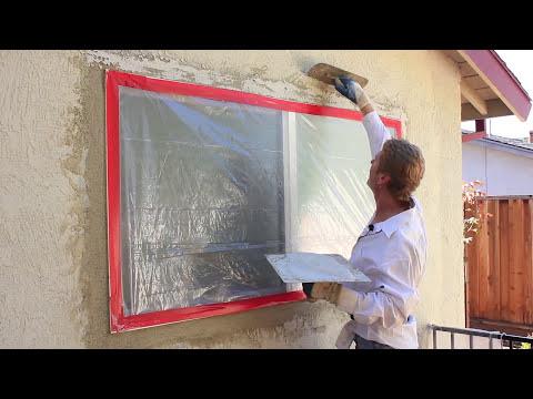 Teaching Rendering Plaster To Beginners Learn To Render Plaster Walls