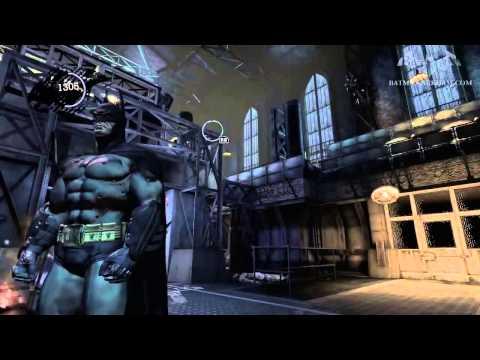 Batman   Arkham Asylum |  Walkthrough 6 Silent Predator