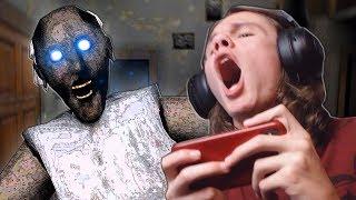 WE KILLED GRANNY (ending) | Granny Gameplay Part 2 Ending (Iphone horror game!)