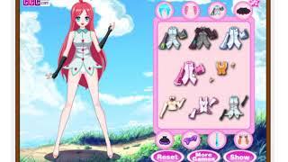 Hatsune Miku Dress Up