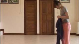 高橋愛 Takahashi Ai - Practice Dance (2007.04.11)
