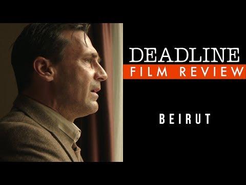 Beirut review - Rosamund Pike, Jon Hamm