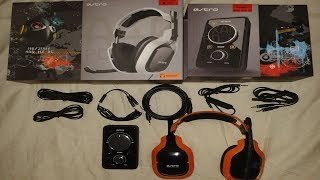 astro a40 gaming headset unboxing giveaway neon orange mixamp pro gamegear be