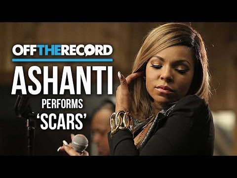 Ashanti Performs 'Scars' Off Her New Album 'BraveHeart' - Off The Record