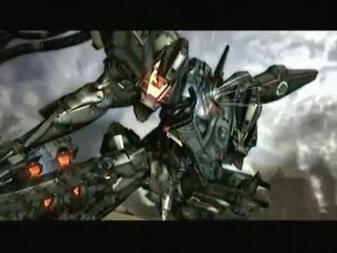 Armored Core: Verdict Day - Birth of a legend (Nine Ball vs N-WGIX)