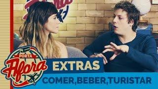 Vídeo - América do Sul (Extras – Comer, Beber, Turistar)