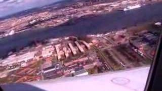 Takeoff from LaGuardia Airport to O