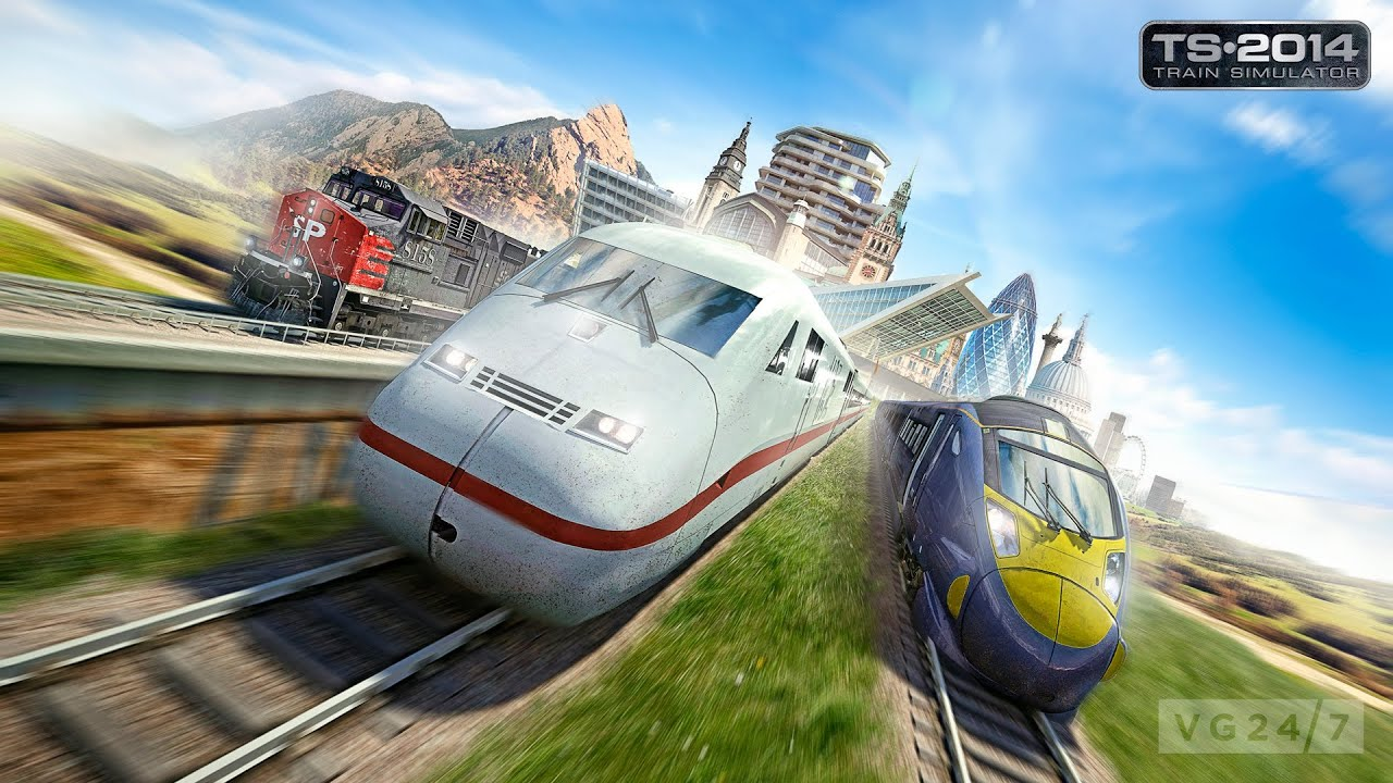 Train Spiele