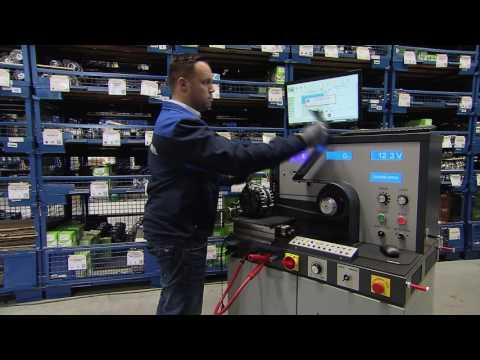 Motoplat Alternator/Starter Testbench CV-204A