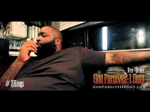 "Rick Ross ""God Forgives,I Don't"" Promo Tour Vlog Part 3 feat.Gunplay"
