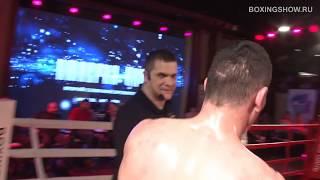 Профик ММА против Чемпиона по Боксу, Бешенная битва!!!