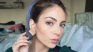 Como hacer contour dependiendo tu forma de cara | Anna Sarelly