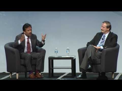 President Vicente Fox (with Sajan Pillai): Developing STEM Talent in Emerging Nations