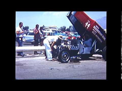 1959 RIVERSIDE RACEWAY HIGGINBOTHAM FARMS ROADSTER