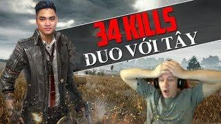 Battleground - RIP113 PUBG - Duo with tiredhomless 34 kill
