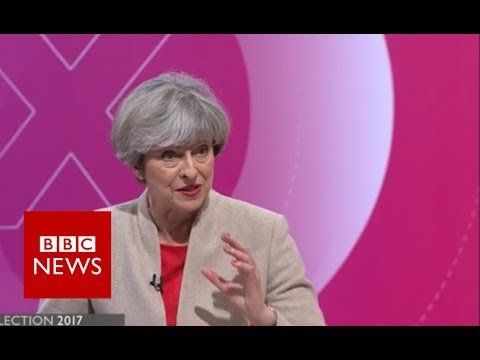 Thumbnail: Why Theresa May didn't sign letter condemning Donald Trump over Paris Climate agreement - BBC News